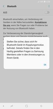 Samsung Galaxy Note9 - Bluetooth - Geräte koppeln - Schritt 8