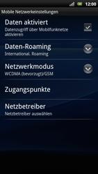 Sony Ericsson Xperia Arc S - MMS - Manuelle Konfiguration - Schritt 8