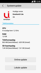 Huawei Ascend G6 - Software updaten - Update installeren - Stap 6