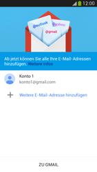 Samsung I9505 Galaxy S4 LTE - E-Mail - Konto einrichten (gmail) - Schritt 14