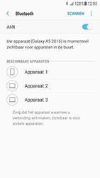 Samsung Galaxy A5 (2016) - Android Nougat - bluetooth - aanzetten - stap 7