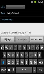 Samsung I8160 Galaxy Ace II - E-mail - E-mail versturen - Stap 7