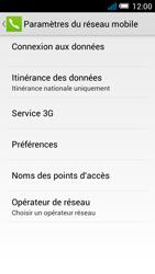 Alcatel Pop C7 - Internet et roaming de données - Désactivation du roaming de données - Étape 9