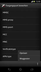 Sony LT30p Xperia T - internet - handmatig instellen - stap 15