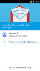 Huawei Ascend Y550 - E-mail - e-mail instellen (gmail) - Stap 14