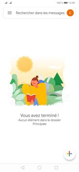 Huawei P30 Pro - E-mails - Ajouter ou modifier votre compte Gmail - Étape 15
