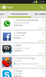 Samsung S7390 Galaxy Trend Lite - Applicaties - Download apps - Stap 9