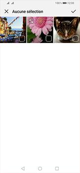 Huawei P Smart (2019) - E-mail - envoyer un e-mail - Étape 12