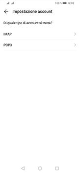 Huawei P30 Lite - E-mail - configurazione manuale - Fase 8