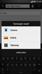 HTC Desire 601 - MMS - hoe te versturen - Stap 14