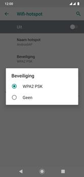 Xiaomi Mi A2 Lite - Internet - mijn data verbinding delen - Stap 10
