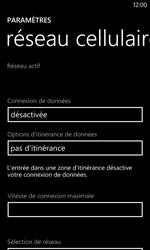 Nokia Lumia 520 - Internet - configuration manuelle - Étape 6