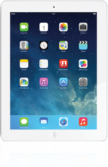 Apple iPad 4 mit iOS 7
