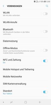 Samsung Galaxy J4+ - Netzwerk - Netzwerkeinstellungen ändern - Schritt 5