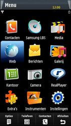 Samsung I8910 HD - Internet - hoe te internetten - Stap 2