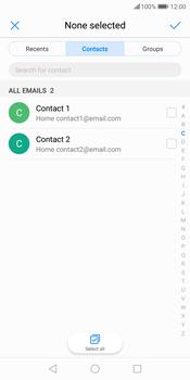Huawei P Smart - E-mail - Sending emails - Step 6