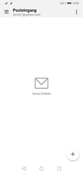 Huawei Mate 20 - E-Mail - Konto einrichten (yahoo) - Schritt 8