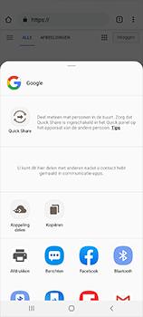 Samsung Galaxy S20 Ultra 5G Dual SIM eSIM SM-G988B - Internet - Hoe te internetten - Stap 23