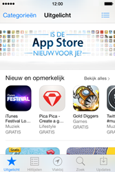 Apple iPhone 4S (iOS 8) - apps - account instellen - stap 4
