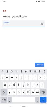 Sony Xperia 5 - E-Mail - Manuelle Konfiguration - Schritt 13