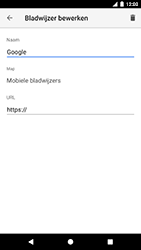 Google Pixel - Internet - Internet gebruiken - Stap 11