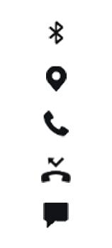 Samsung Galaxy A31 - Premiers pas - Comprendre les icônes affichés - Étape 13