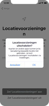 Apple iphone-x-met-ios-13-model-a1901 - Instellingen aanpassen - Nieuw toestel instellen - Stap 30