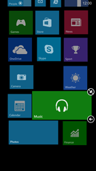 Nokia Lumia 930 - Getting started - Personalising your Start screen - Step 12