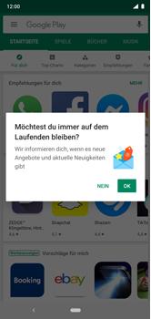 Nokia 6.1 Plus - Android Pie - Apps - Konto anlegen und einrichten - Schritt 21