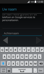 Samsung Galaxy J1 (SM-J100H) - Applicaties - Account aanmaken - Stap 6