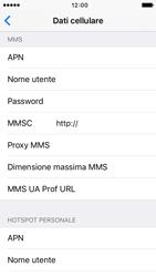 Apple iPhone SE - MMS - Configurazione manuale - Fase 7