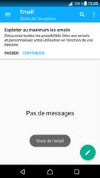 Sony Xperia Z5 (E6653) - Android Nougat - E-mail - Envoi d