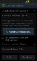 Samsung Galaxy Express - Software - Installieren von Software-Updates - Schritt 11
