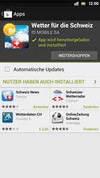 Sony Xperia S - Apps - Installieren von Apps - Schritt 16