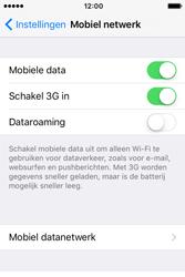 Apple iPhone 4S (iOS 9) - internet - data uitzetten - stap 4