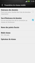 HTC One - MMS - Configuration manuelle - Étape 5