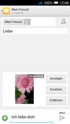 Alcatel Pop C7 - MMS - Erstellen und senden - 19 / 21