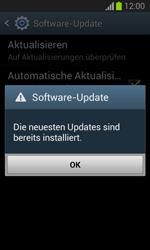 Samsung Galaxy Trend Lite - Software - Installieren von Software-Updates - Schritt 8