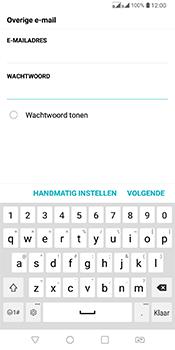 LG Q7 - E-mail - Account instellen (POP3 met SMTP-verificatie) - Stap 8