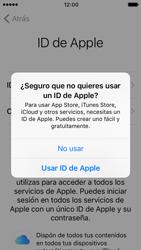 Apple iPhone SE iOS 10 - Primeros pasos - Activar el equipo - Paso 17
