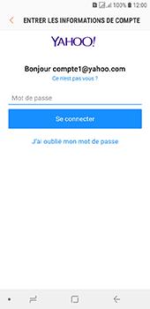 Samsung Galaxy J6 - E-mails - Ajouter ou modifier votre compte Yahoo - Étape 9