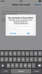 Apple iPhone 6 - Applications - Créer un compte - Étape 26