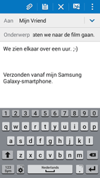 Samsung G531F Galaxy Grand Prime VE - e-mail - hoe te versturen - stap 10