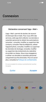 Oppo Find X2 Pro - E-mails - Ajouter ou modifier un compte e-mail - Étape 6
