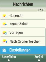 Samsung F480-TouchWiz - E-Mail - Konto einrichten - Schritt 4