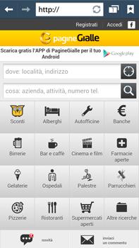 Samsung Galaxy Note III LTE - Internet e roaming dati - Uso di Internet - Fase 14