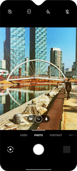 OnePlus 7T - Photos, vidéos, musique - Prendre une photo - Étape 9