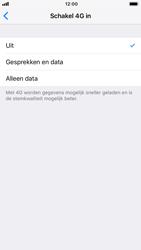 Apple iPhone 6 - iOS 12 - Netwerk - Wijzig netwerkmodus - Stap 7