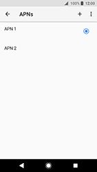 Sony Xperia XA2 - MMS - Manuelle Konfiguration - 17 / 26