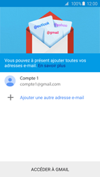 Samsung G920F Galaxy S6 - E-mail - Configuration manuelle (gmail) - Étape 16